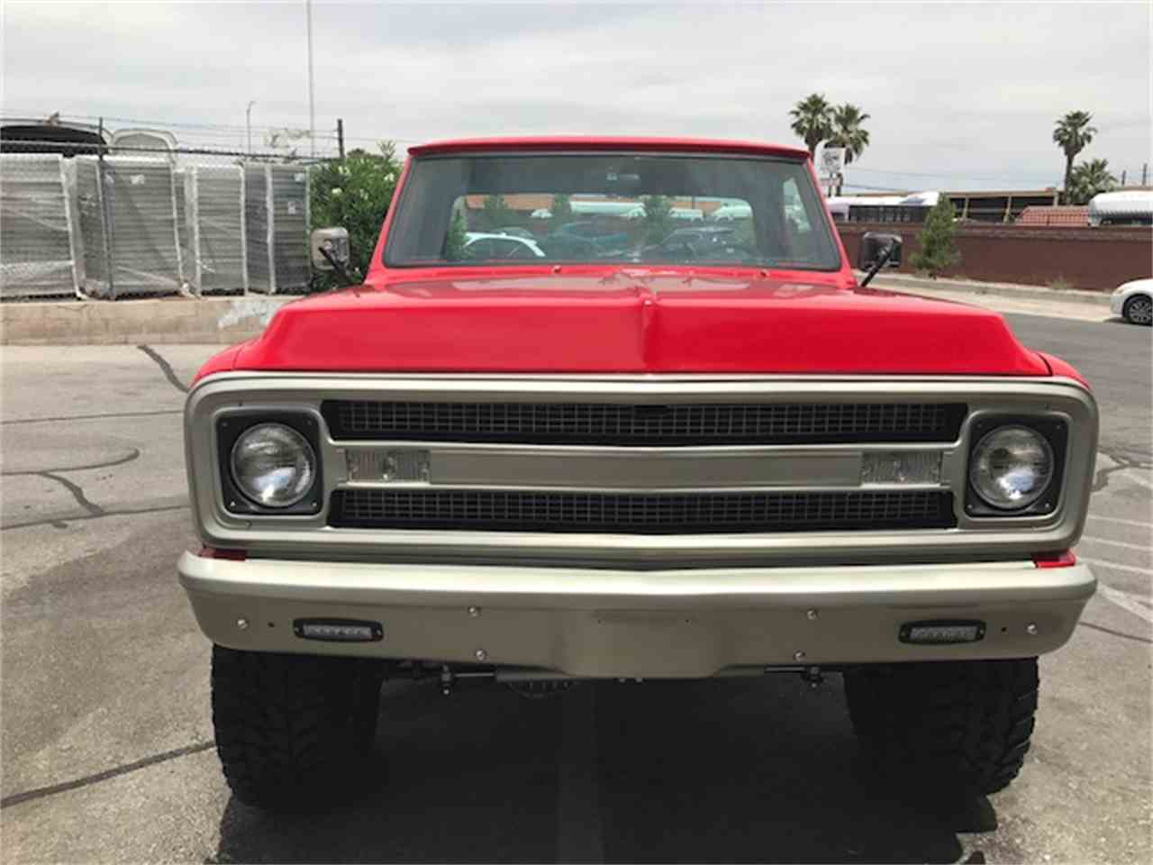 Large Picture of '70 C/K 10 - LBA5