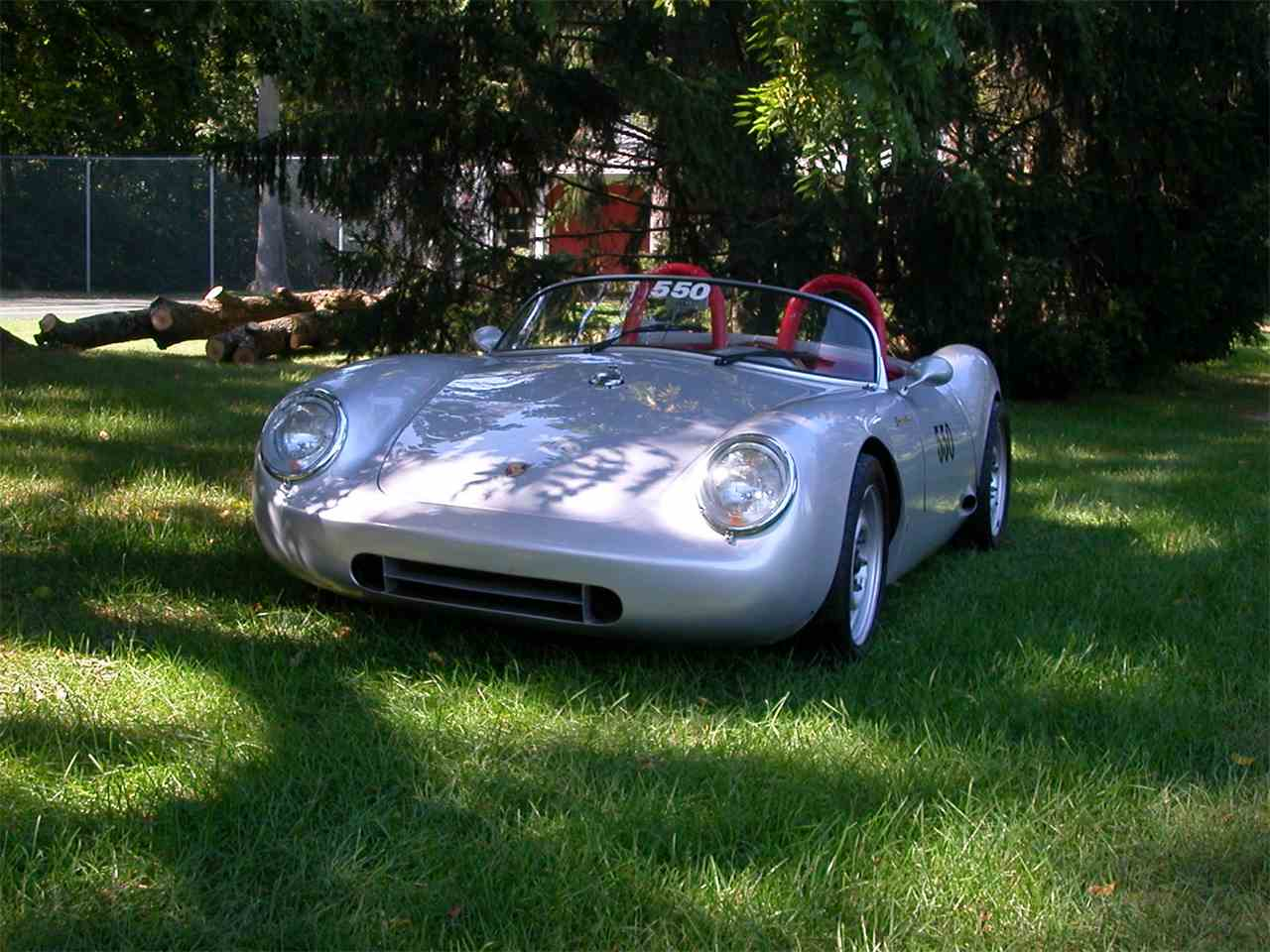 Large Picture of '55 550 Spyder Replica - LBBR