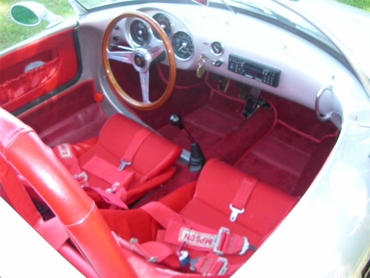 Large Picture of Classic '55 Porsche 550 Spyder Replica - $31,000.00 - LBBR