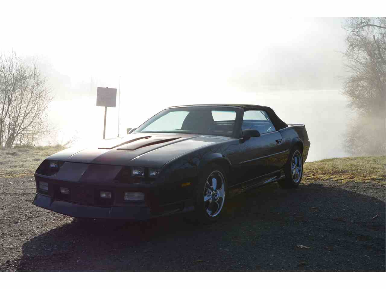 Large Picture of 1992 Chevrolet Camaro Z28 located in North Thetford Vermont Offered by a Private Seller - LBBW