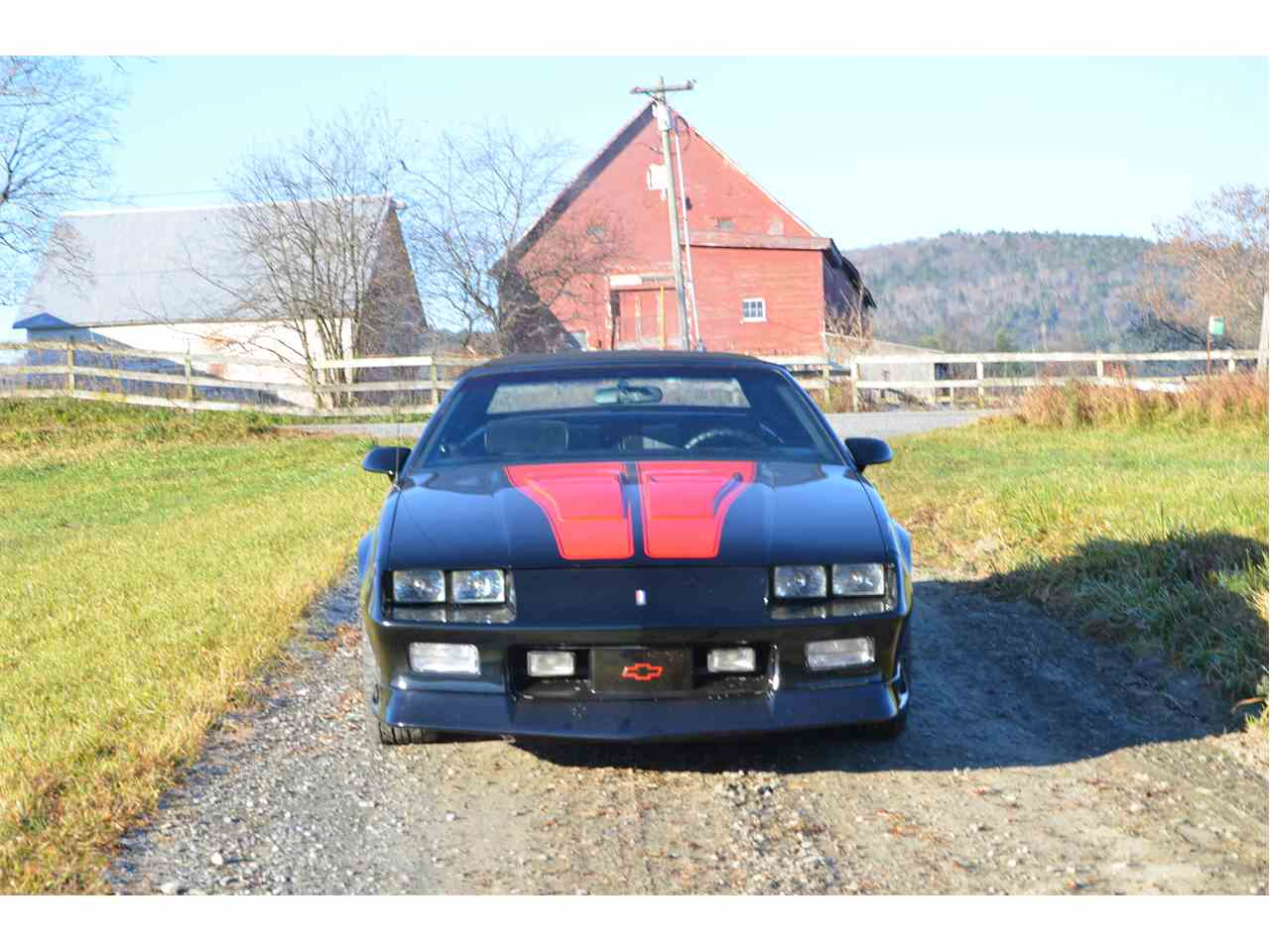 Large Picture of 1992 Chevrolet Camaro Z28 located in Vermont - $18,500.00 - LBBW