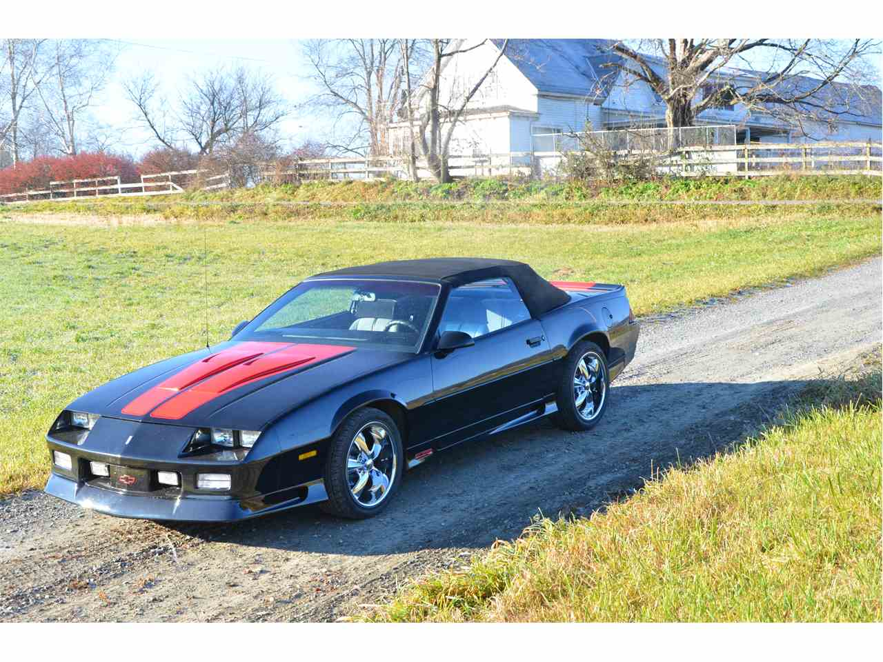 Large Picture of '92 Camaro Z28 - $18,500.00 Offered by a Private Seller - LBBW