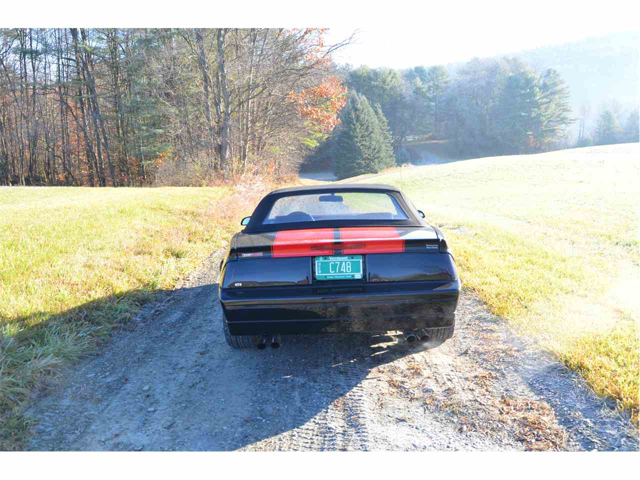 Large Picture of 1992 Camaro Z28 located in North Thetford Vermont - LBBW