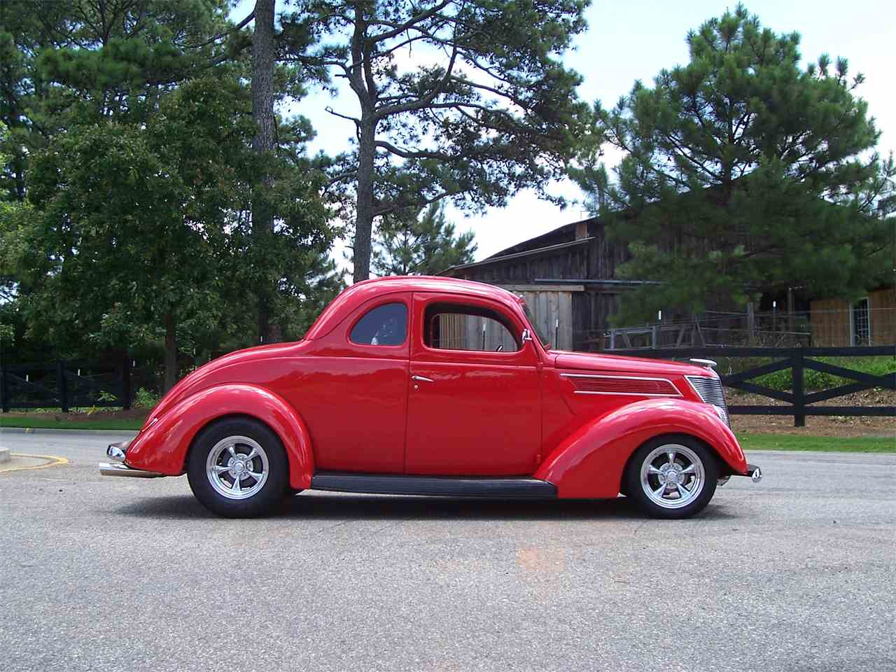 1937 Ford 5-Window Coupe for Sale | ClassicCars.com | CC-994467