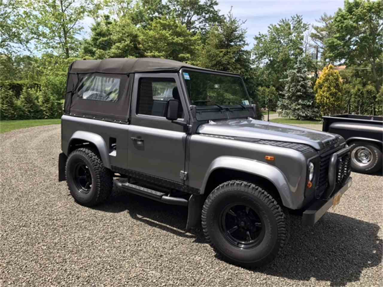 Land Rovers For Sale >> 1987 Land Rover Defender For Sale Classiccars Com Cc 994468