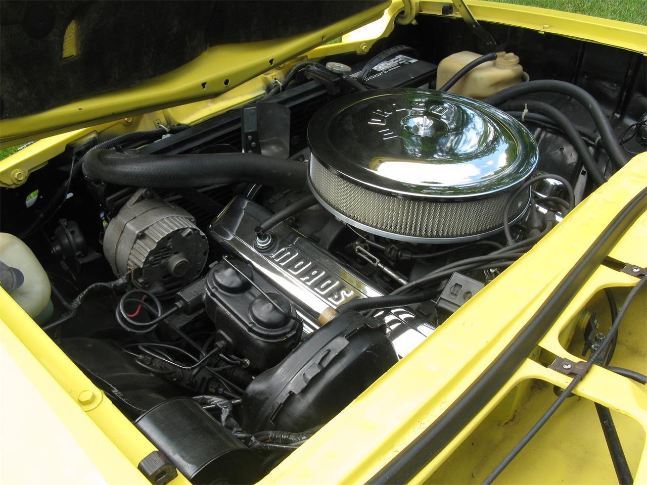 Large Picture of '72 Vega - LBC7