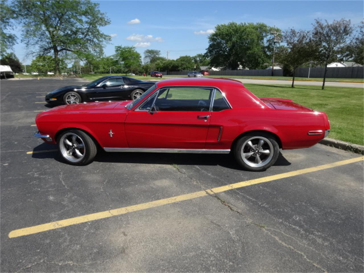 Large Picture of '68 Mustang - LBCM