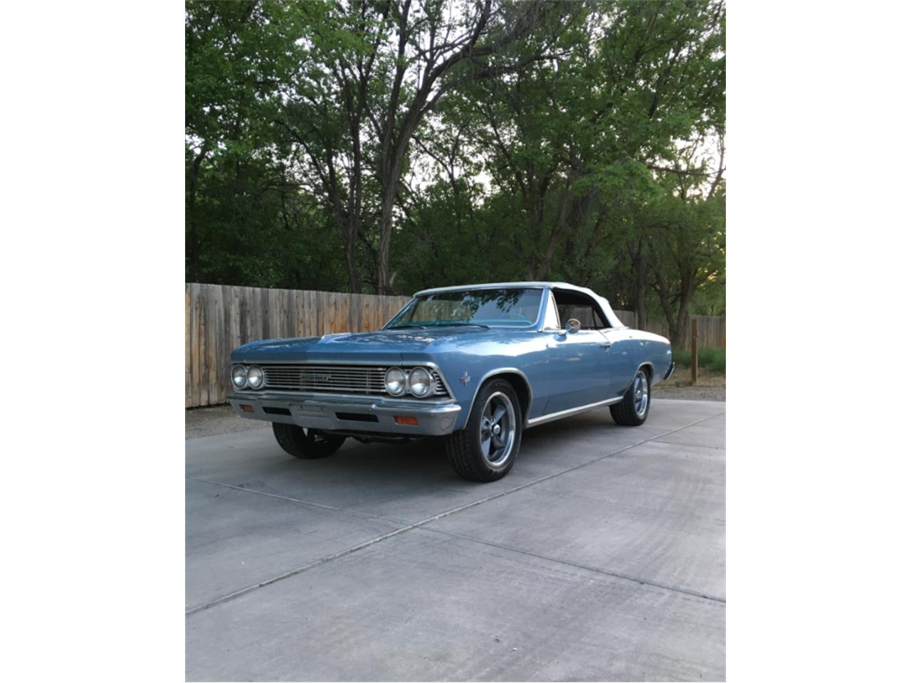 Large Picture of Classic 1966 Chevelle Malibu   Offered by a Private Seller - LBD1