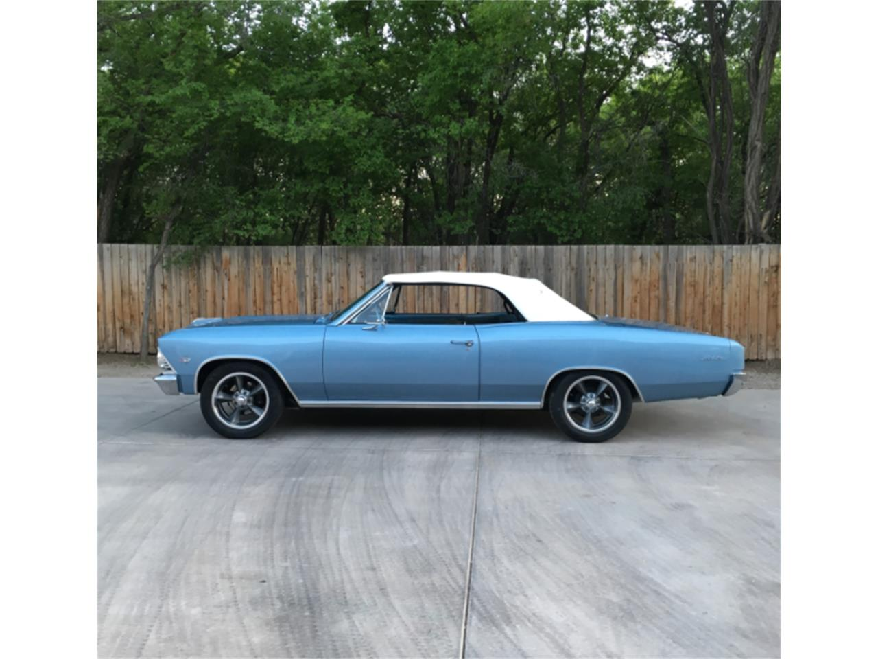 Large Picture of Classic 1966 Chevelle Malibu   located in New Mexico - LBD1