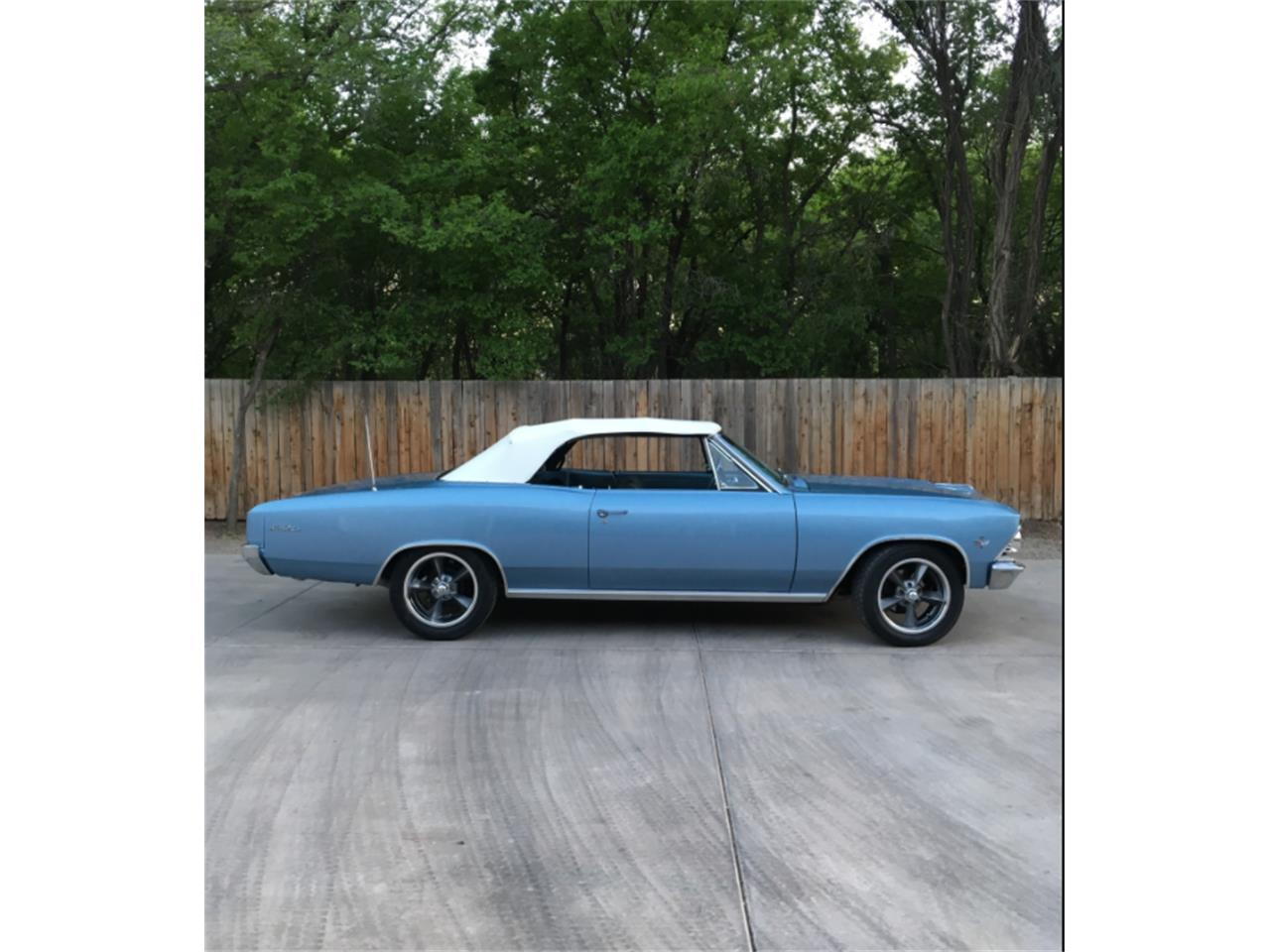 Large Picture of '66 Chevrolet Chevelle Malibu   - $29,500.00 - LBD1