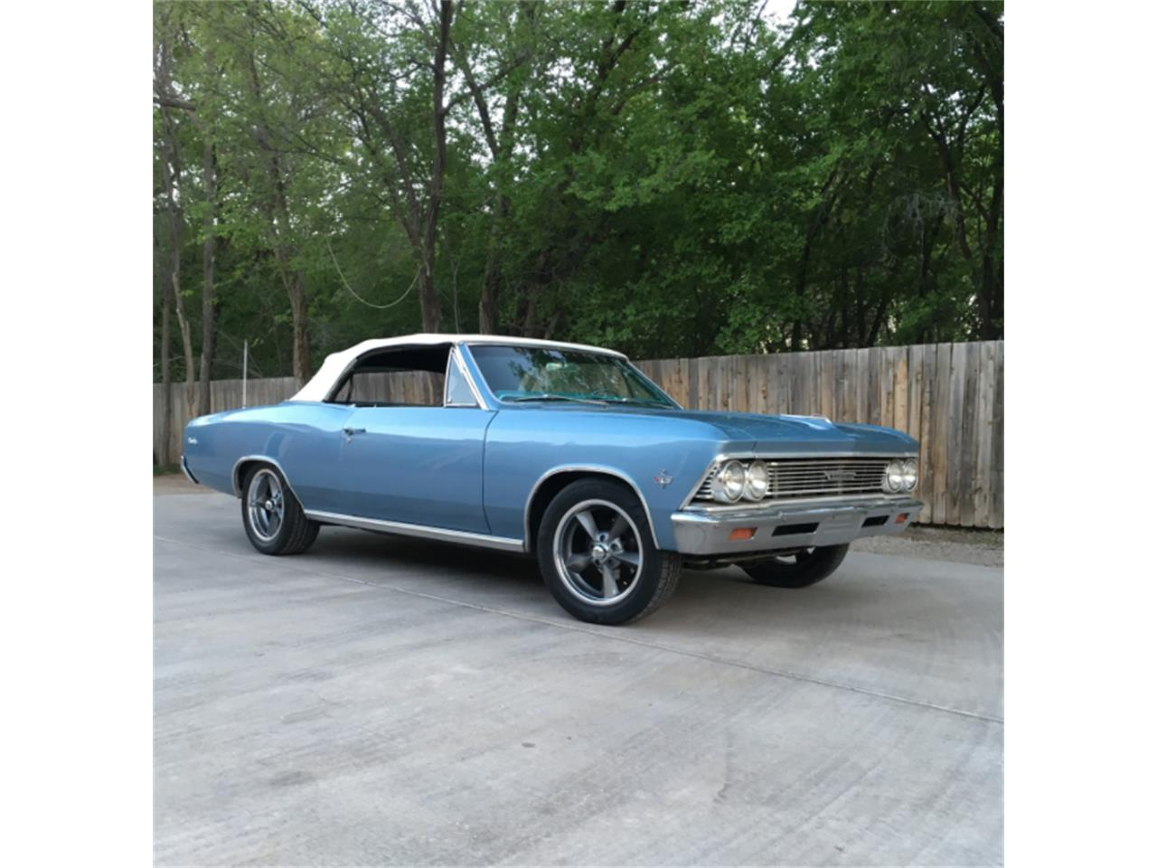 Large Picture of Classic '66 Chevrolet Chevelle Malibu   located in Corrales  New Mexico - $29,500.00 Offered by a Private Seller - LBD1