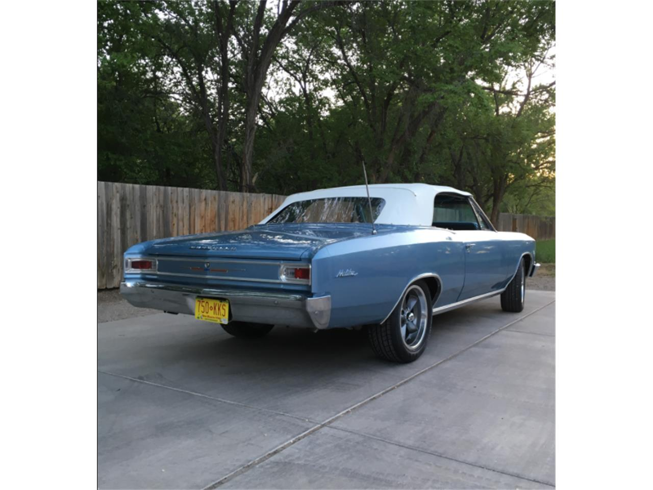 Large Picture of 1966 Chevrolet Chevelle Malibu   Offered by a Private Seller - LBD1