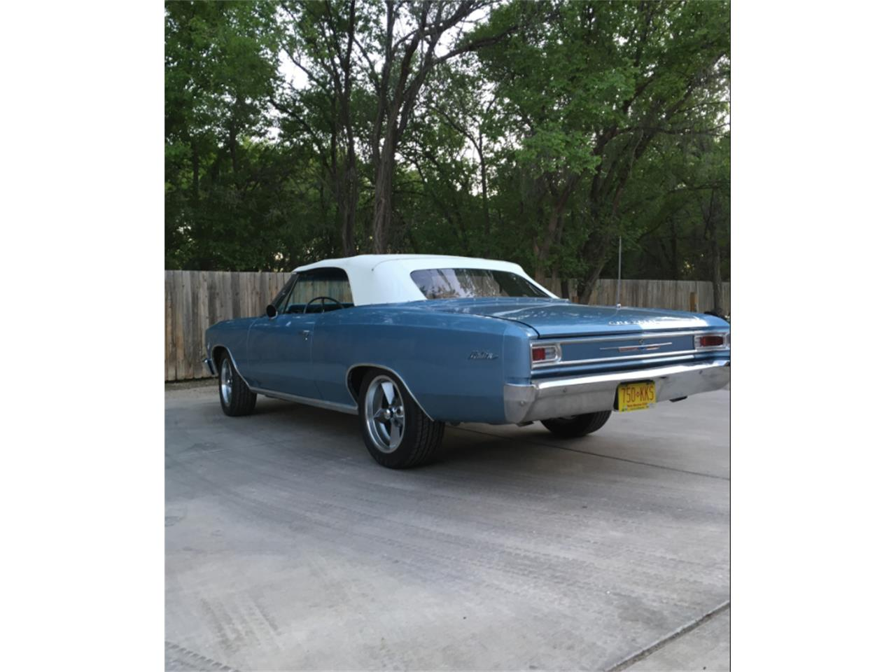 Large Picture of Classic '66 Chevrolet Chevelle Malibu   located in Corrales  New Mexico - $29,500.00 - LBD1