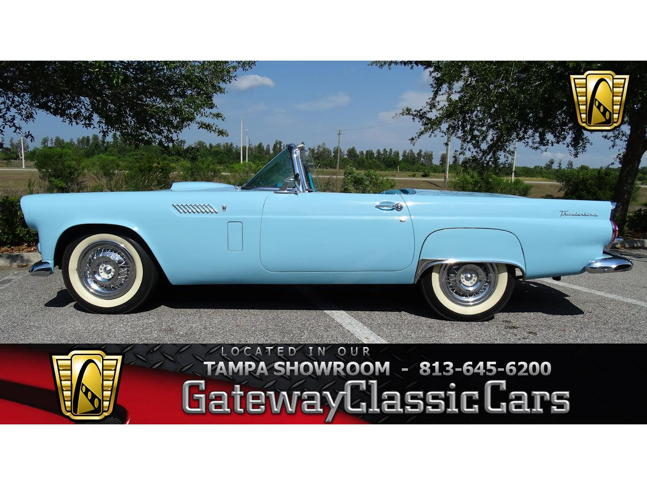 Large Picture of '56 Thunderbird - $35,995.00 Offered by Gateway Classic Cars - Tampa - LBDH