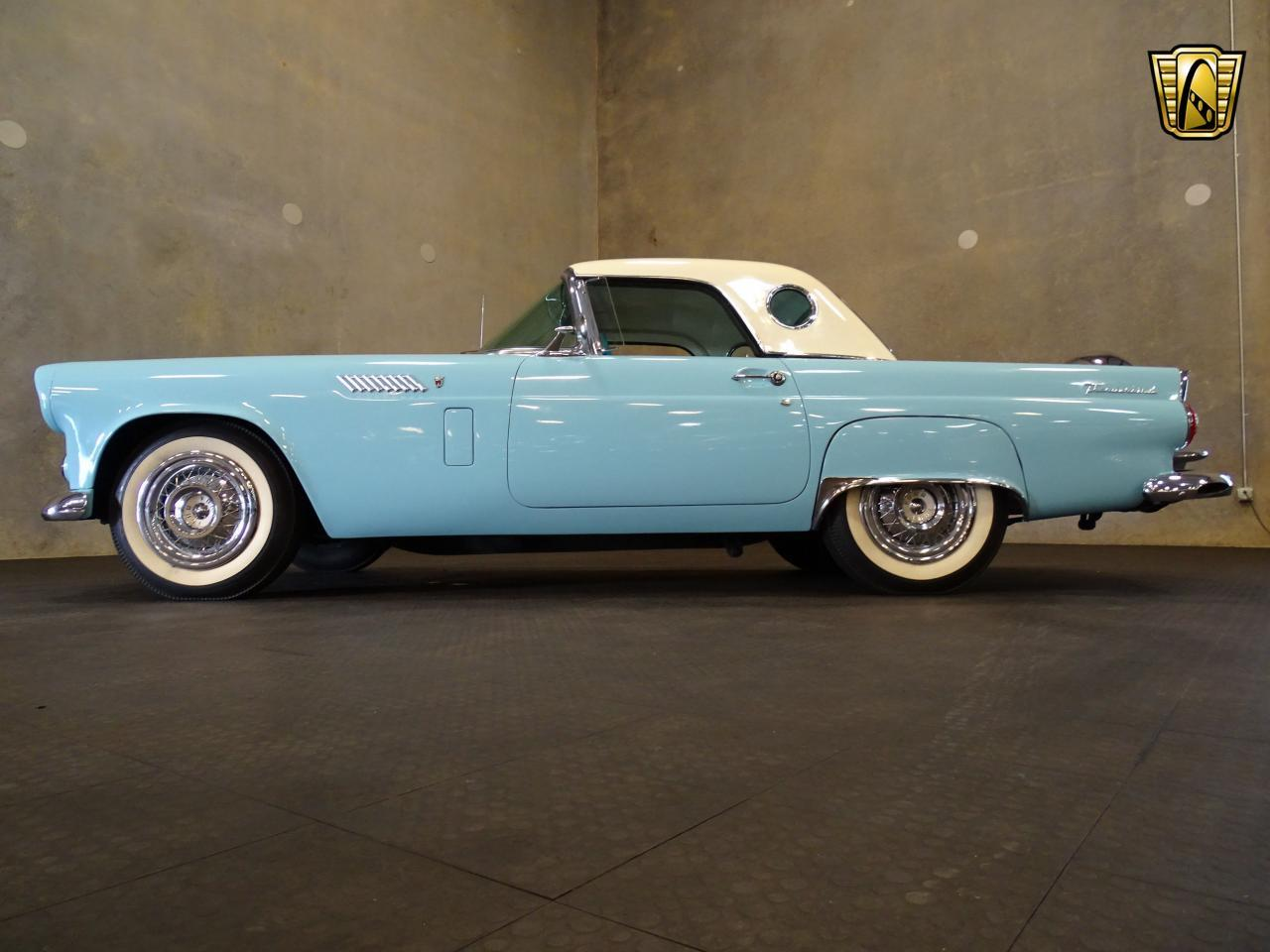 Large Picture of 1956 Ford Thunderbird located in Florida - $35,995.00 Offered by Gateway Classic Cars - Tampa - LBDH
