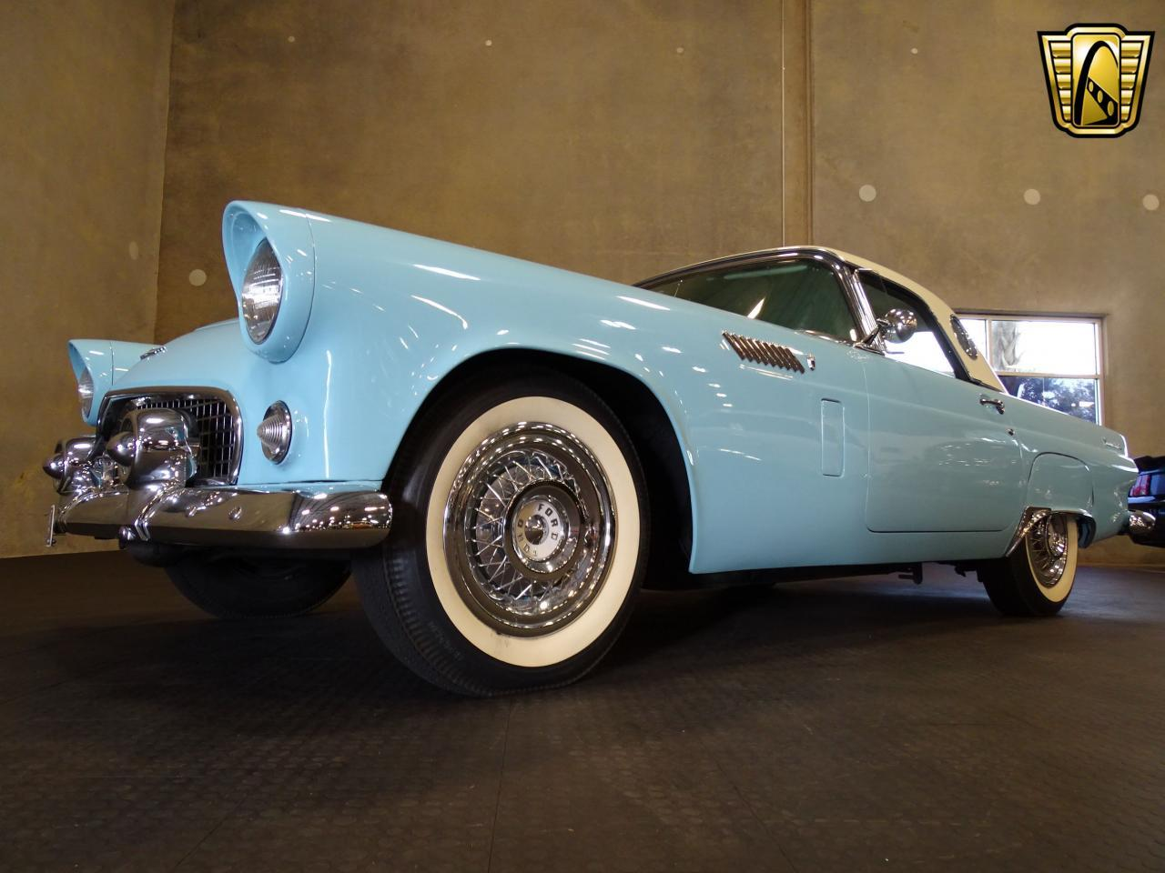 Large Picture of 1956 Thunderbird located in Ruskin Florida Offered by Gateway Classic Cars - Tampa - LBDH