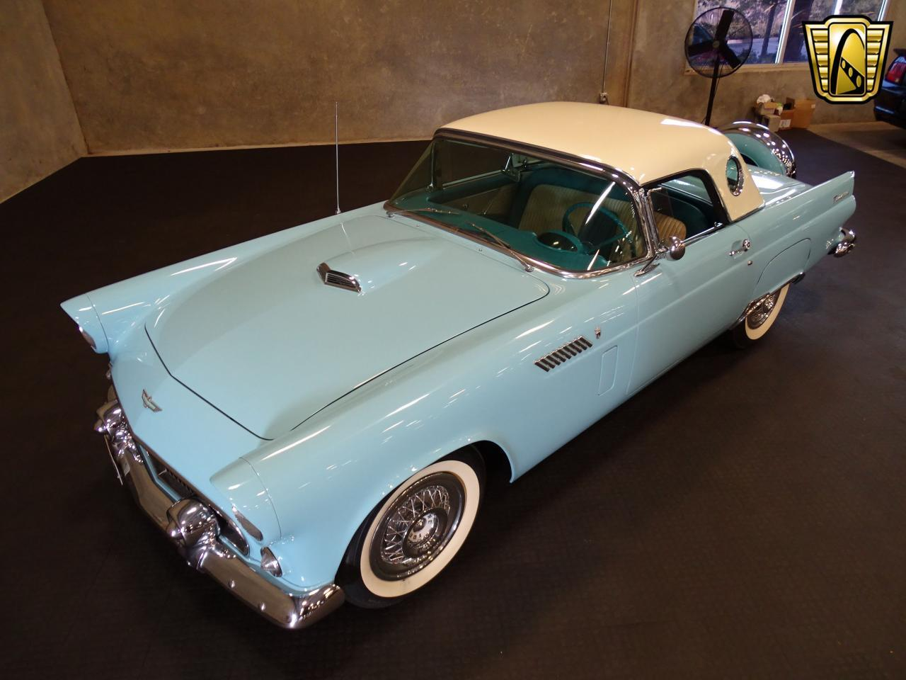 Large Picture of Classic 1956 Ford Thunderbird located in Florida Offered by Gateway Classic Cars - Tampa - LBDH