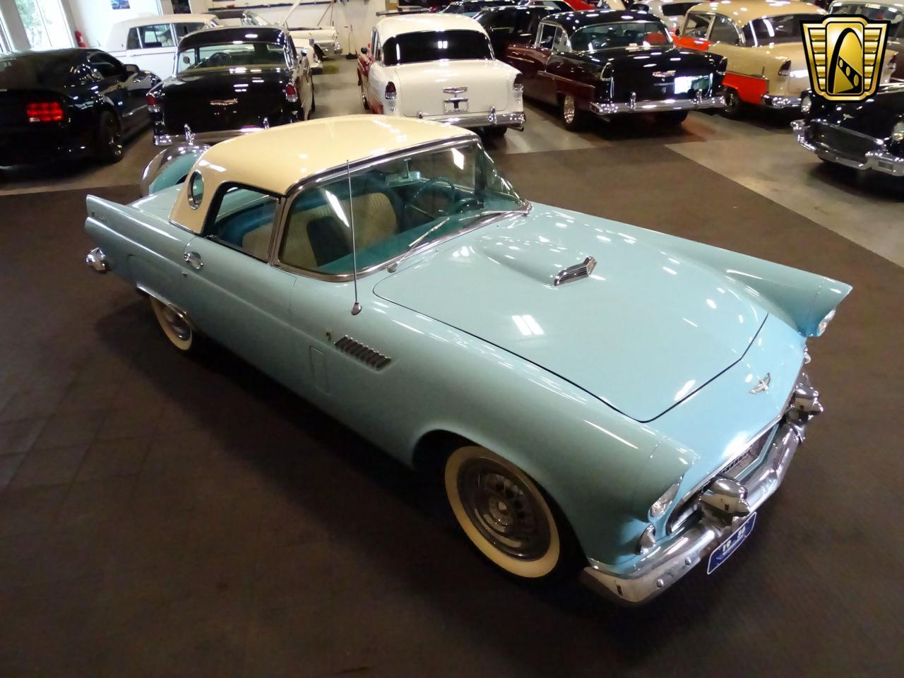 Large Picture of '56 Thunderbird located in Florida Offered by Gateway Classic Cars - Tampa - LBDH