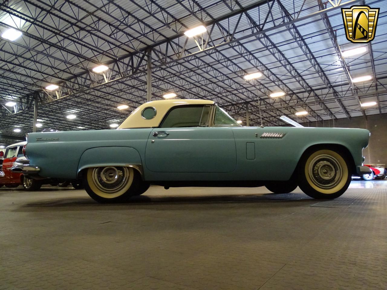 Large Picture of '56 Thunderbird located in Ruskin Florida Offered by Gateway Classic Cars - Tampa - LBDH