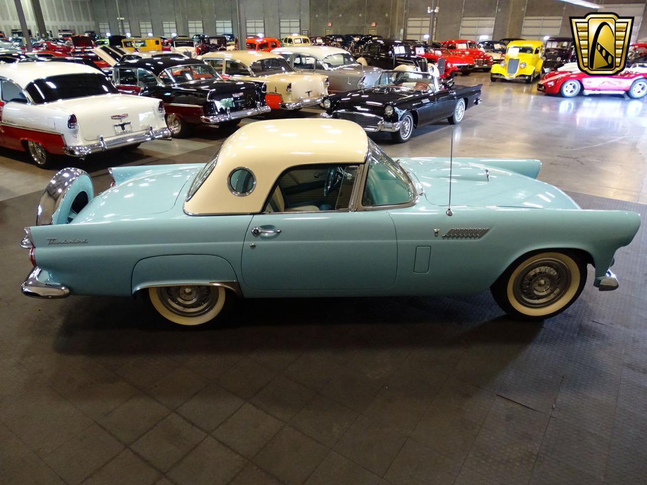 Large Picture of 1956 Ford Thunderbird located in Ruskin Florida - $35,995.00 Offered by Gateway Classic Cars - Tampa - LBDH