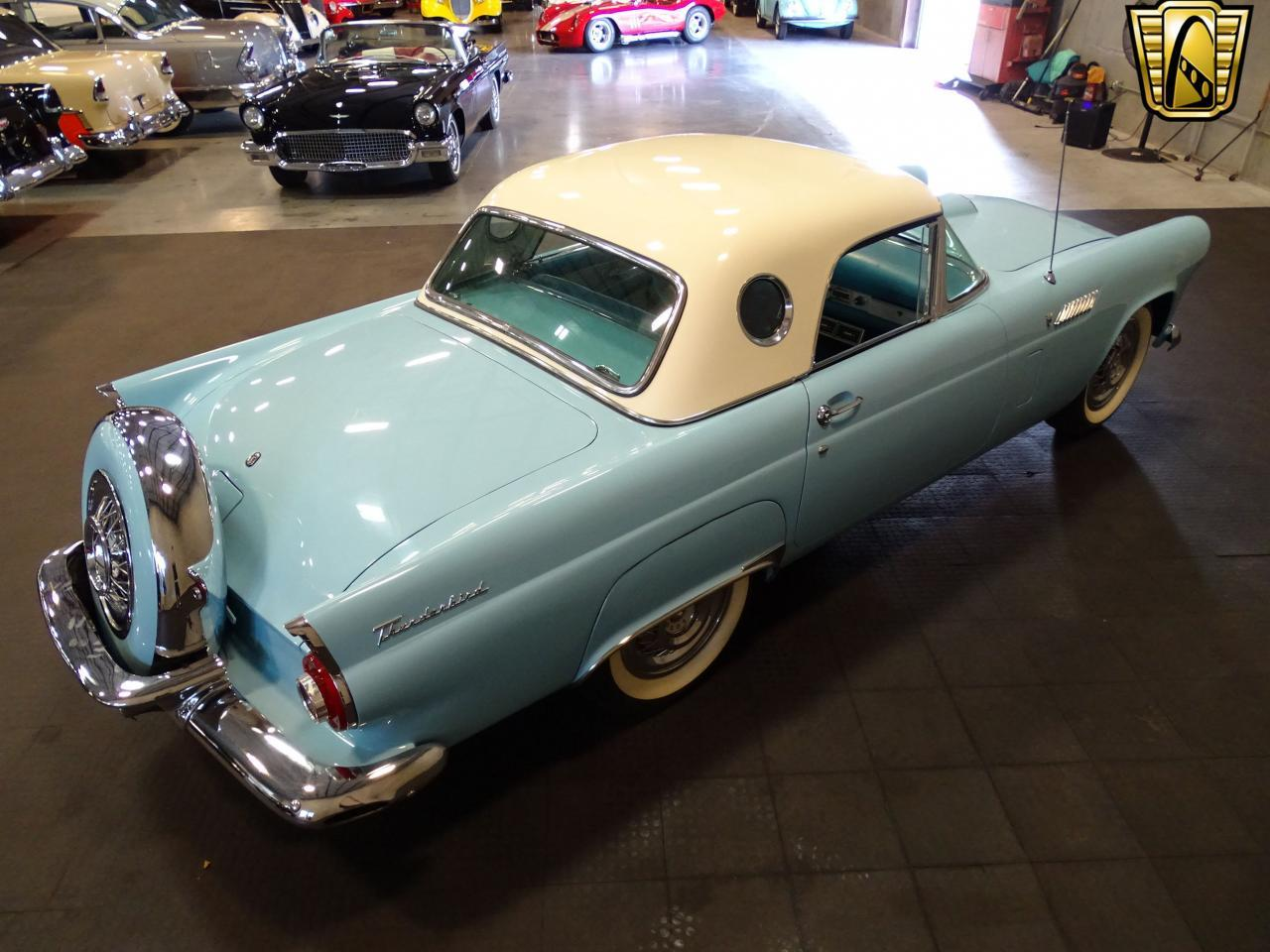 Large Picture of Classic 1956 Ford Thunderbird located in Florida - LBDH