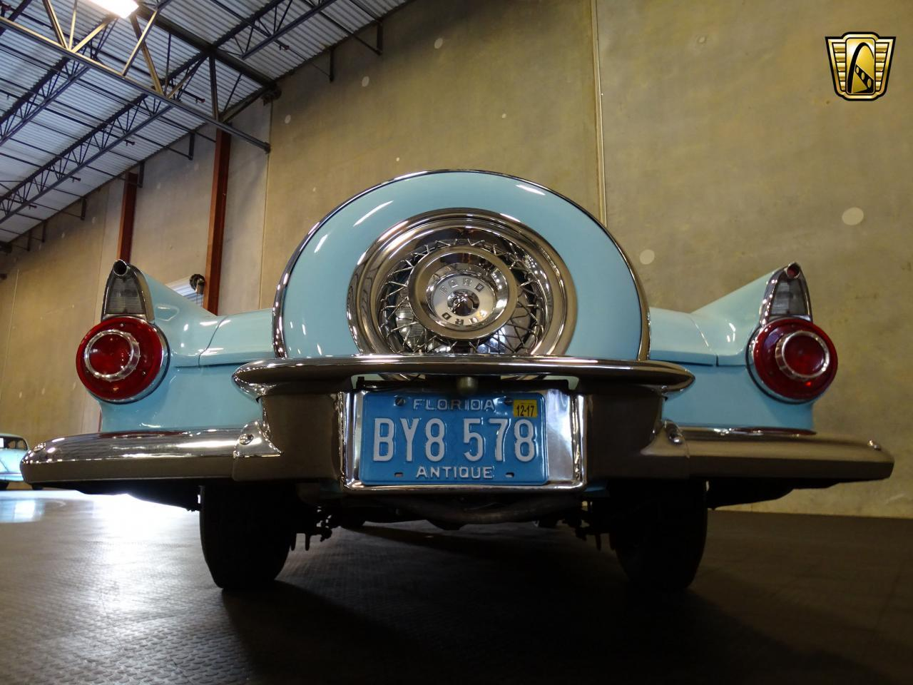Large Picture of Classic 1956 Thunderbird located in Florida - LBDH