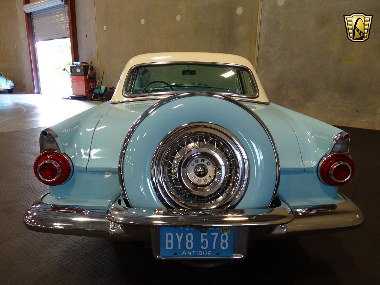 Large Picture of 1956 Ford Thunderbird located in Ruskin Florida - $35,995.00 - LBDH