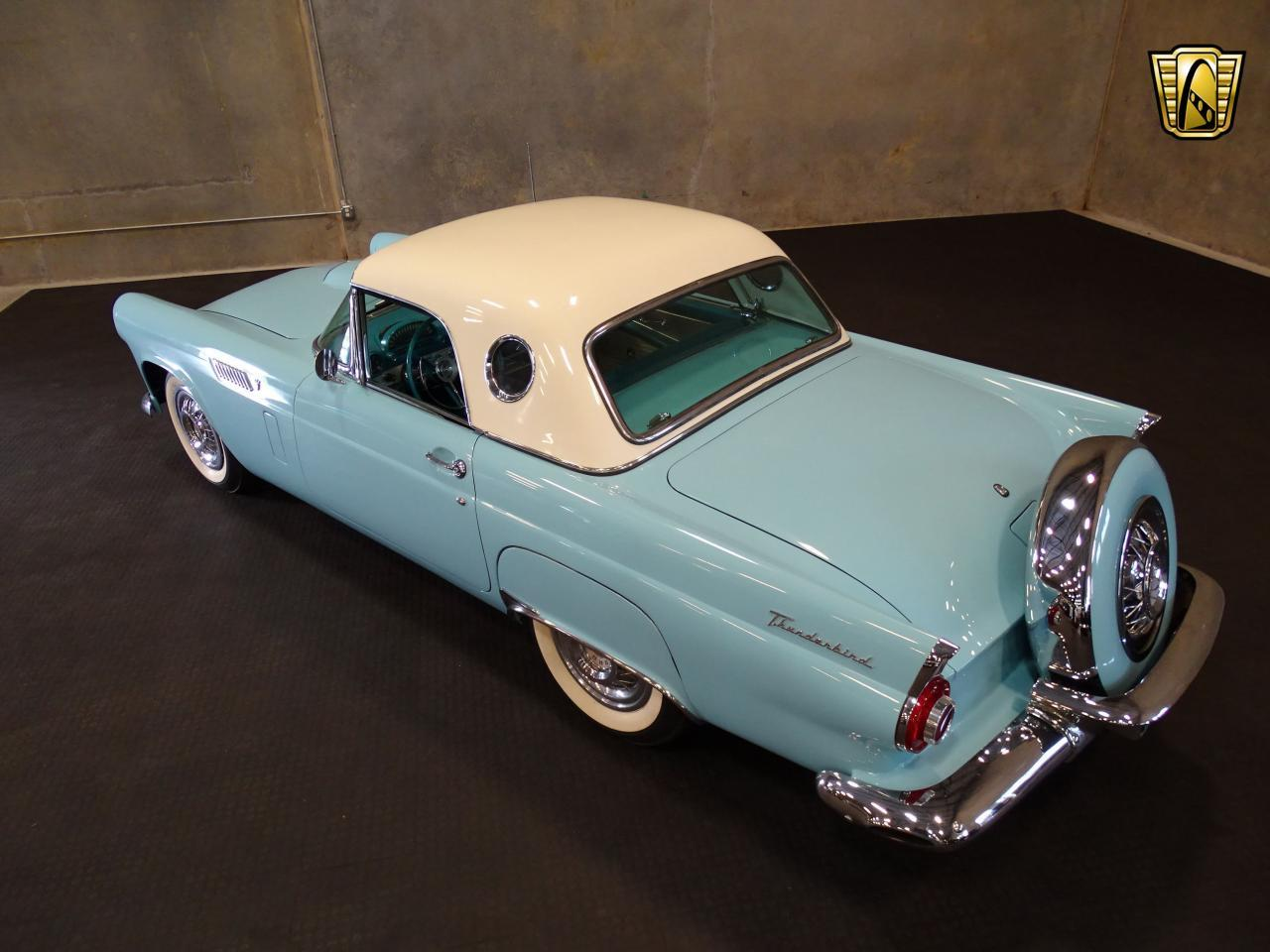 Large Picture of 1956 Thunderbird located in Florida - $35,995.00 Offered by Gateway Classic Cars - Tampa - LBDH