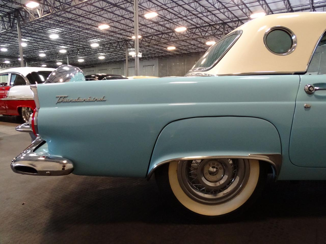 Large Picture of Classic 1956 Ford Thunderbird located in Ruskin Florida - $35,995.00 Offered by Gateway Classic Cars - Tampa - LBDH