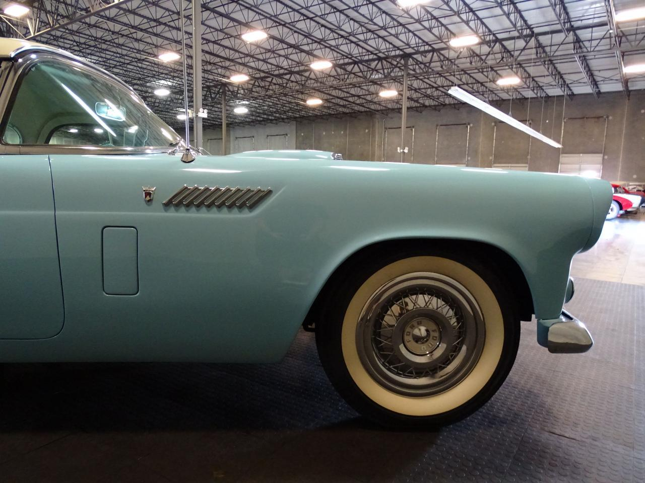 Large Picture of Classic 1956 Ford Thunderbird - LBDH