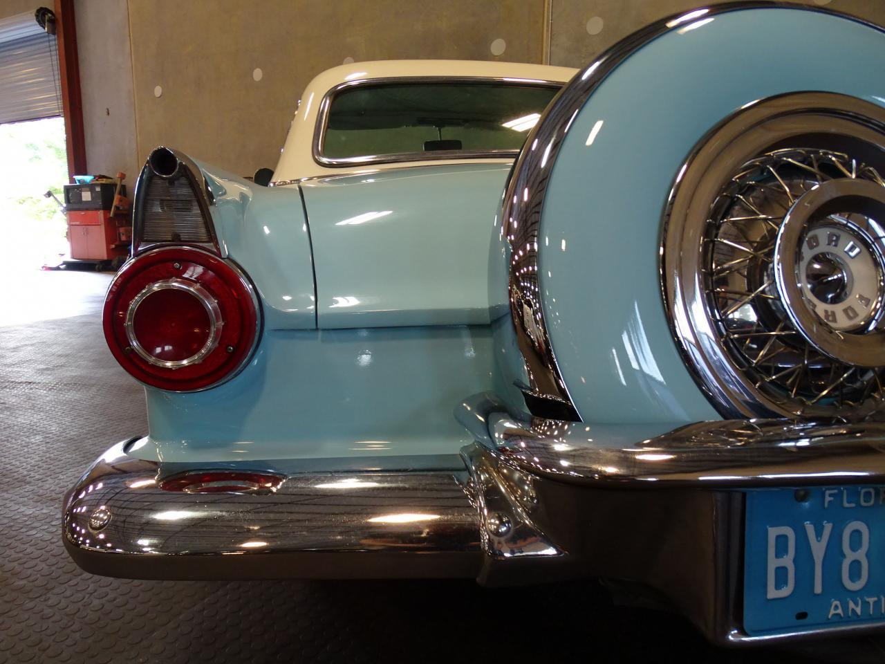 Large Picture of Classic '56 Ford Thunderbird - $35,995.00 Offered by Gateway Classic Cars - Tampa - LBDH