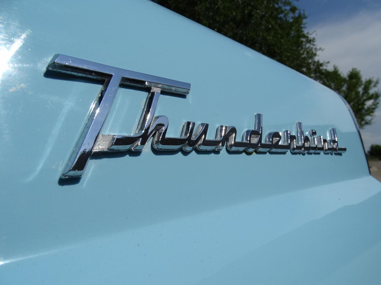 Large Picture of 1956 Ford Thunderbird located in Ruskin Florida Offered by Gateway Classic Cars - Tampa - LBDH