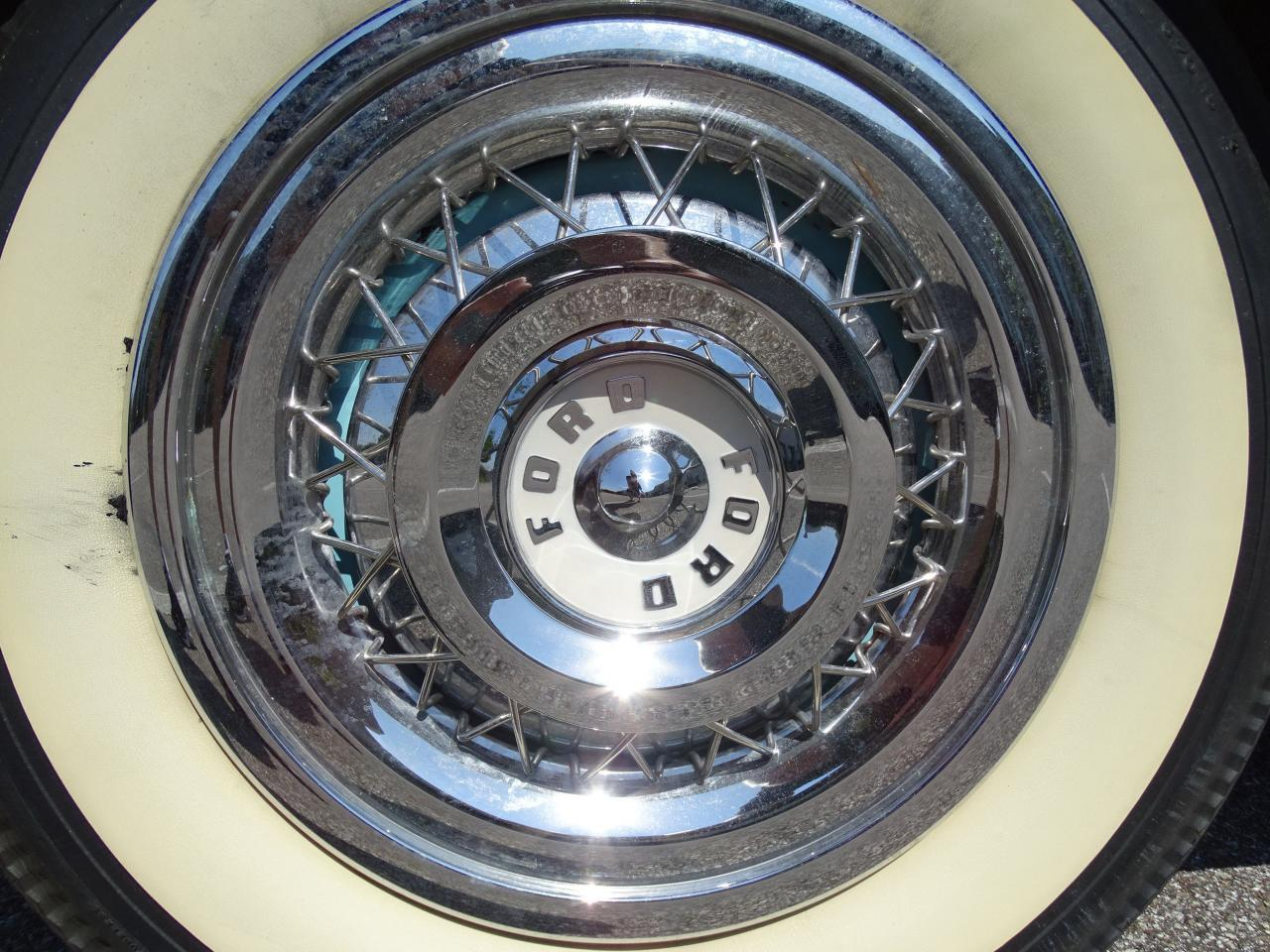 Large Picture of 1956 Thunderbird located in Ruskin Florida - $35,995.00 Offered by Gateway Classic Cars - Tampa - LBDH