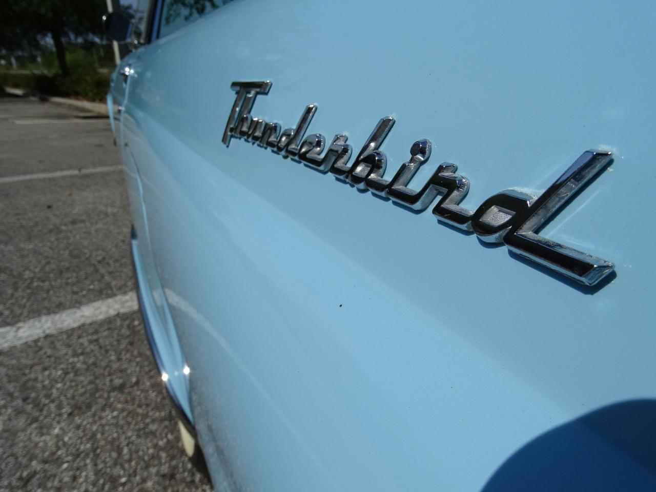 Large Picture of Classic 1956 Thunderbird - $35,995.00 Offered by Gateway Classic Cars - Tampa - LBDH