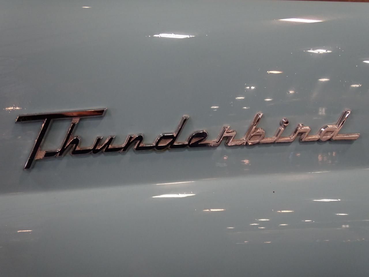 Large Picture of '56 Ford Thunderbird Offered by Gateway Classic Cars - Tampa - LBDH