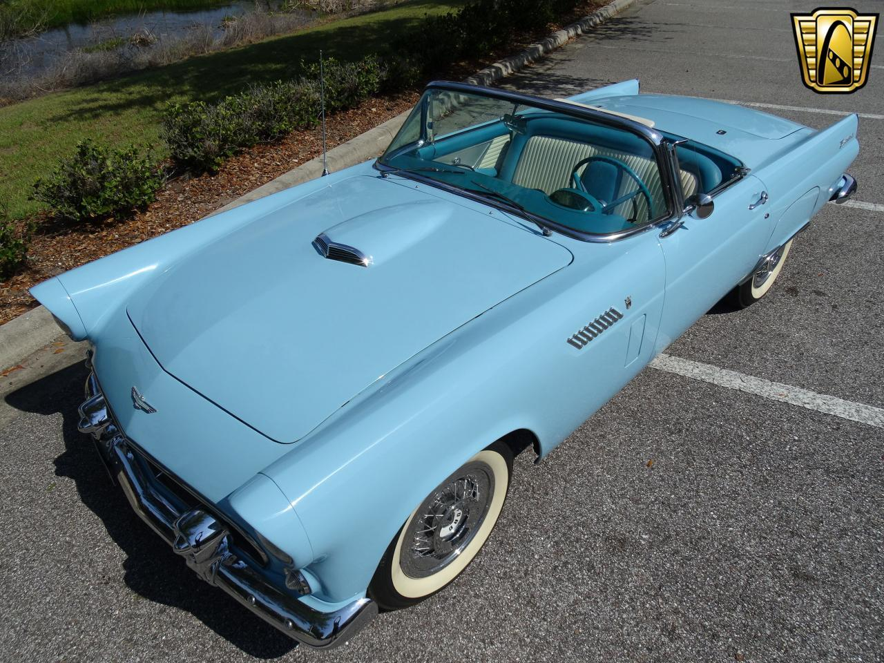 Large Picture of Classic 1956 Thunderbird Offered by Gateway Classic Cars - Tampa - LBDH