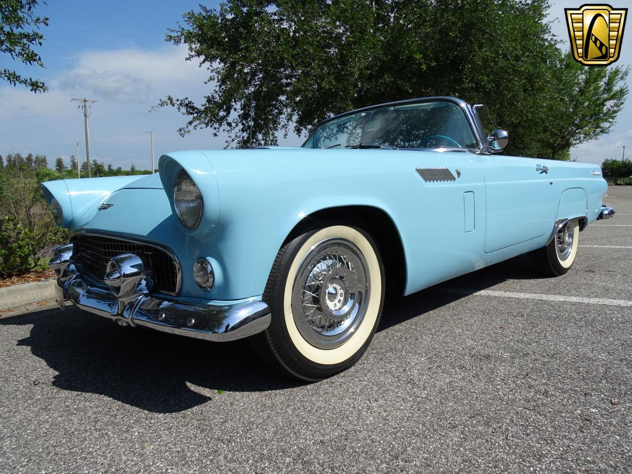 Large Picture of '56 Ford Thunderbird located in Ruskin Florida - $35,995.00 - LBDH