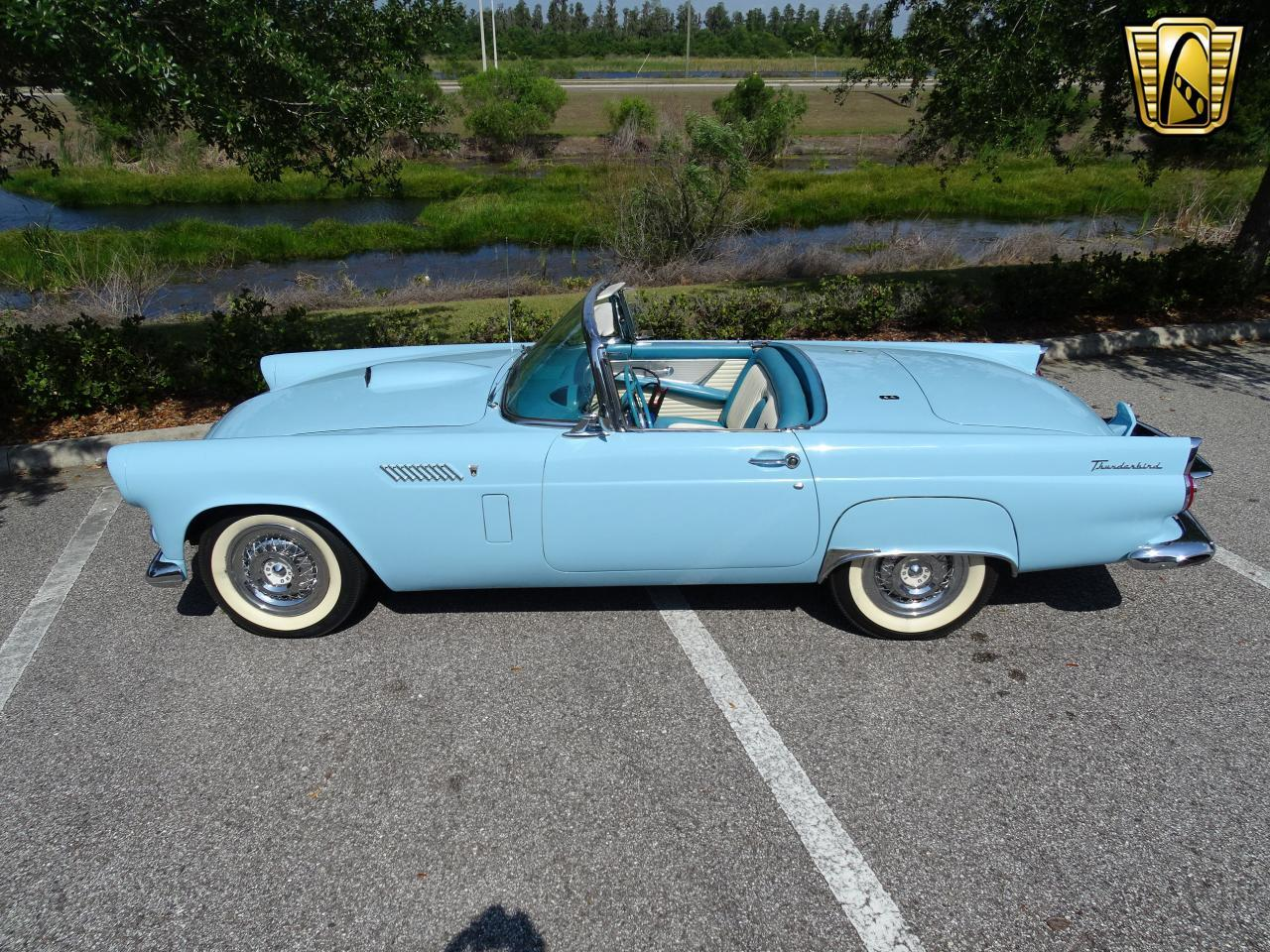 Large Picture of Classic 1956 Thunderbird - $35,995.00 - LBDH