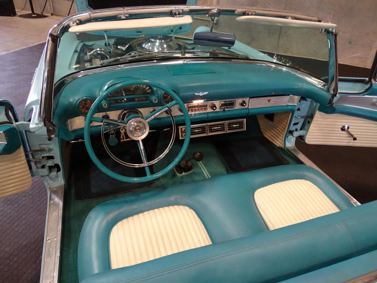 Large Picture of 1956 Ford Thunderbird located in Florida - $35,995.00 - LBDH