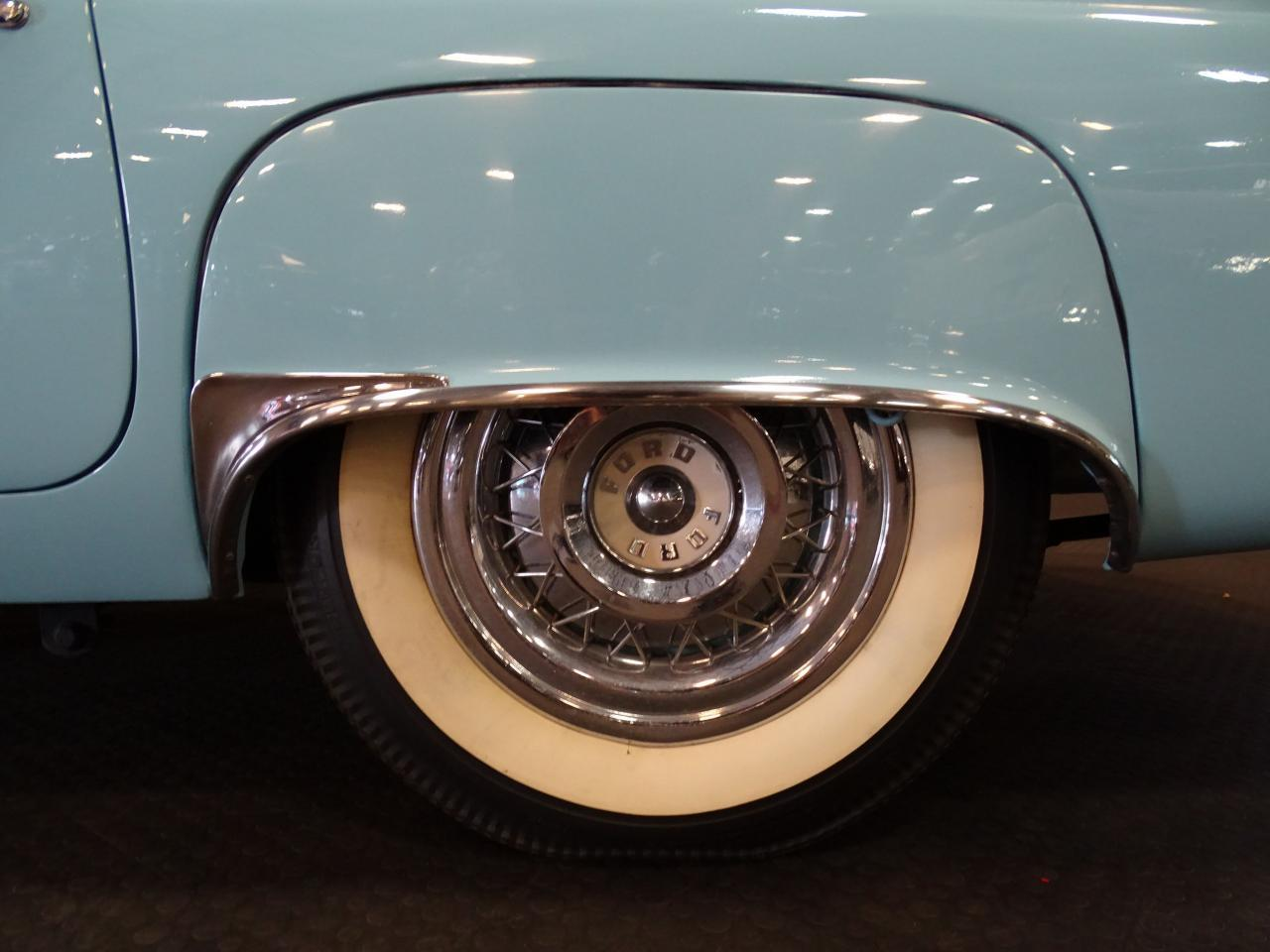 Large Picture of 1956 Ford Thunderbird - LBDH