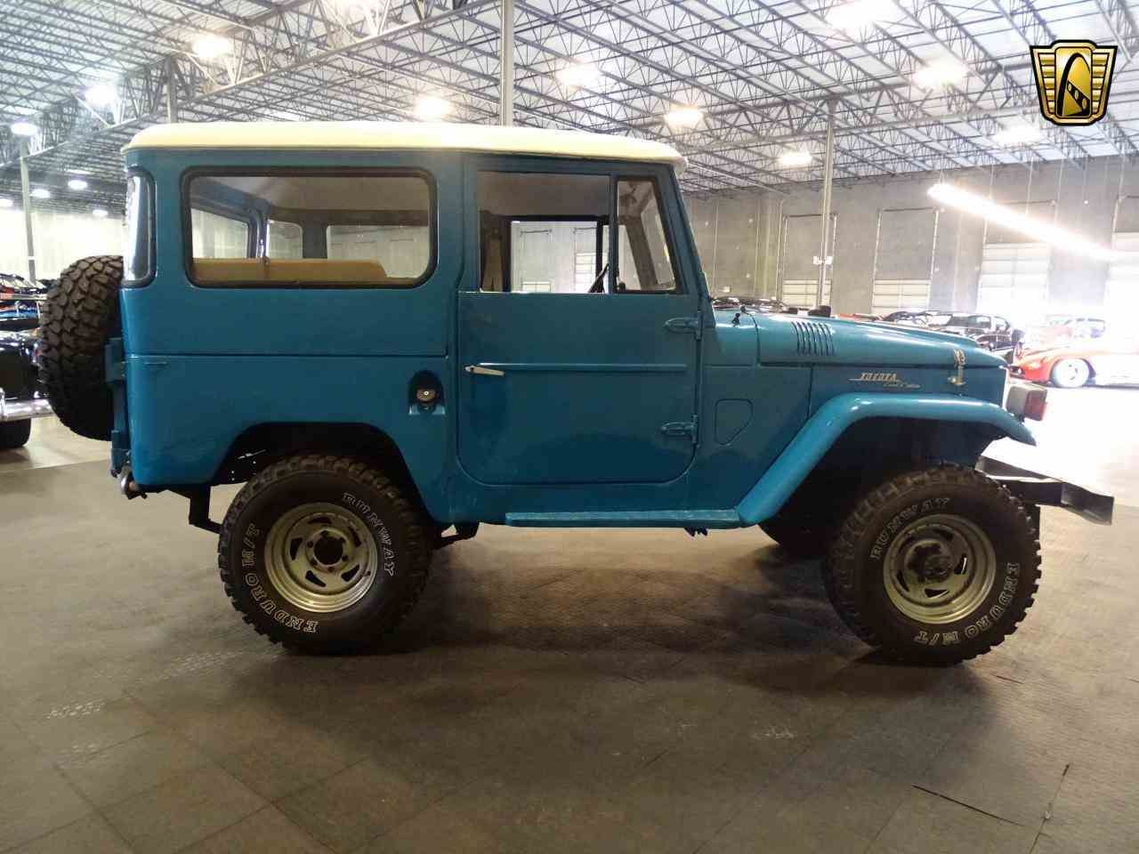Large Picture of '67 Land Cruiser FJ - LBDP