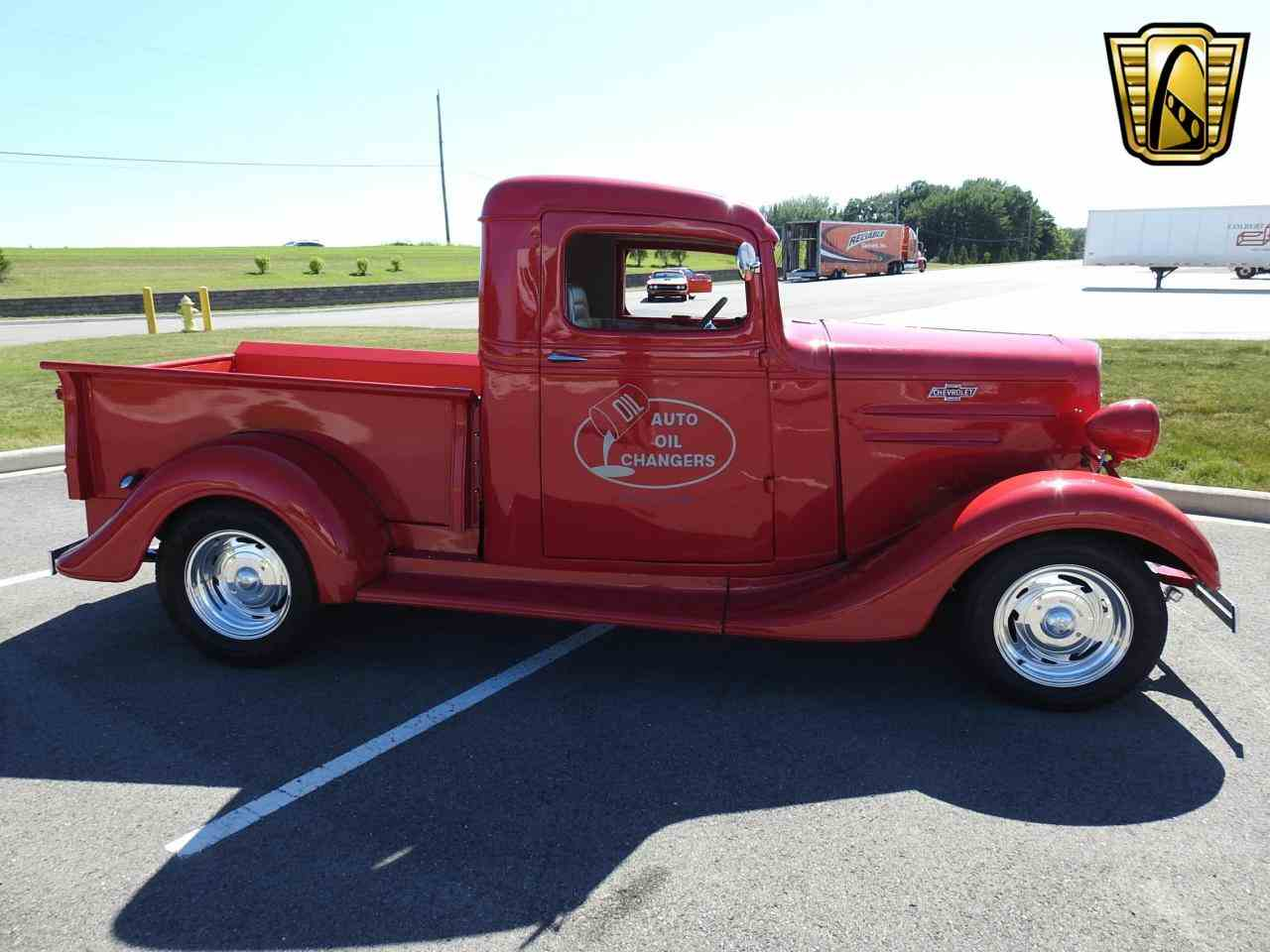 Large Picture of '36 Pickup - LBDR