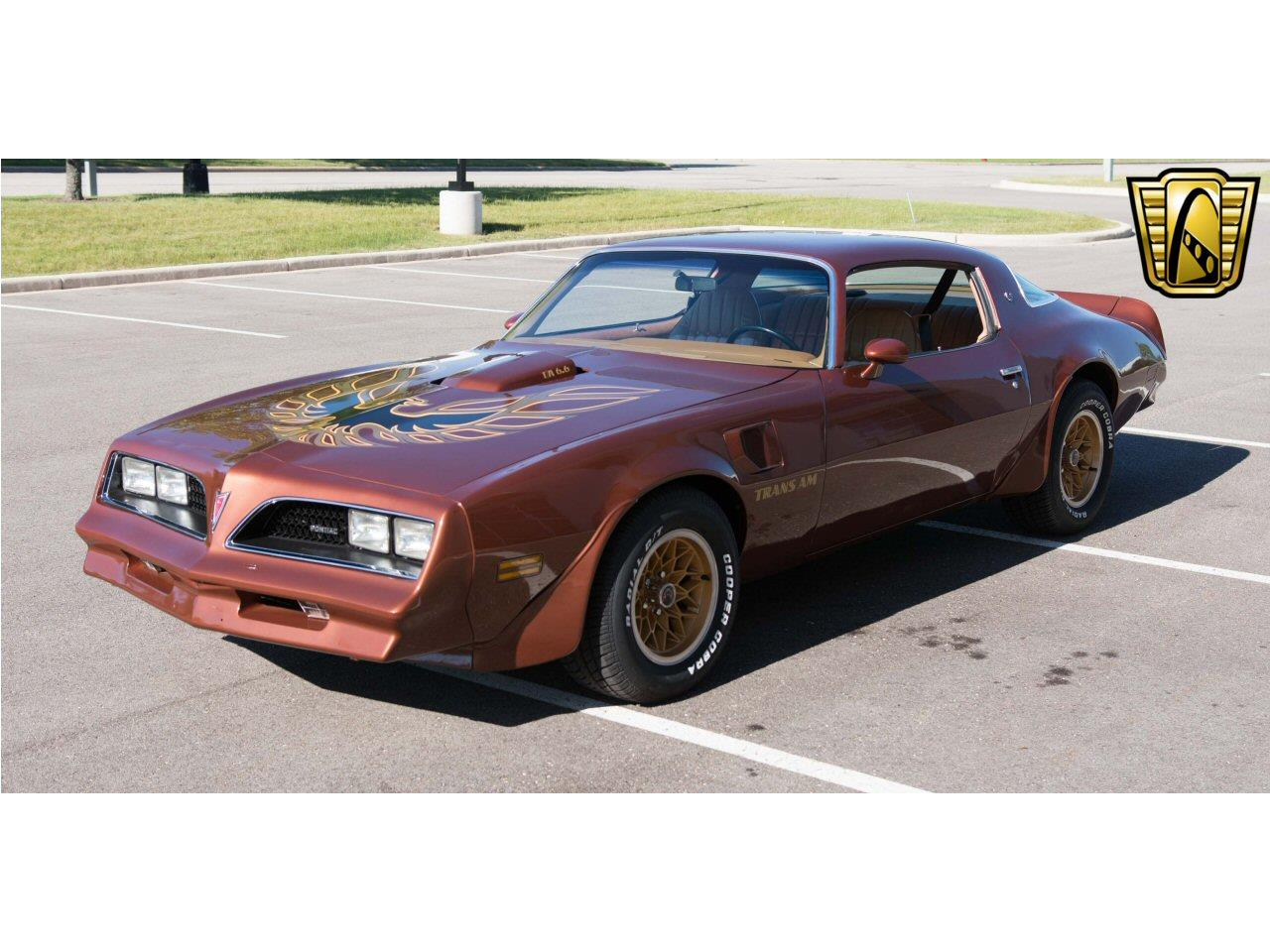 Large Picture of '78 Pontiac Firebird Trans Am located in Wisconsin Offered by Gateway Classic Cars - Milwaukee - LBDU