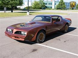 Picture of 1978 Firebird Trans Am located in Kenosha Wisconsin Offered by Gateway Classic Cars - Milwaukee - LBDU