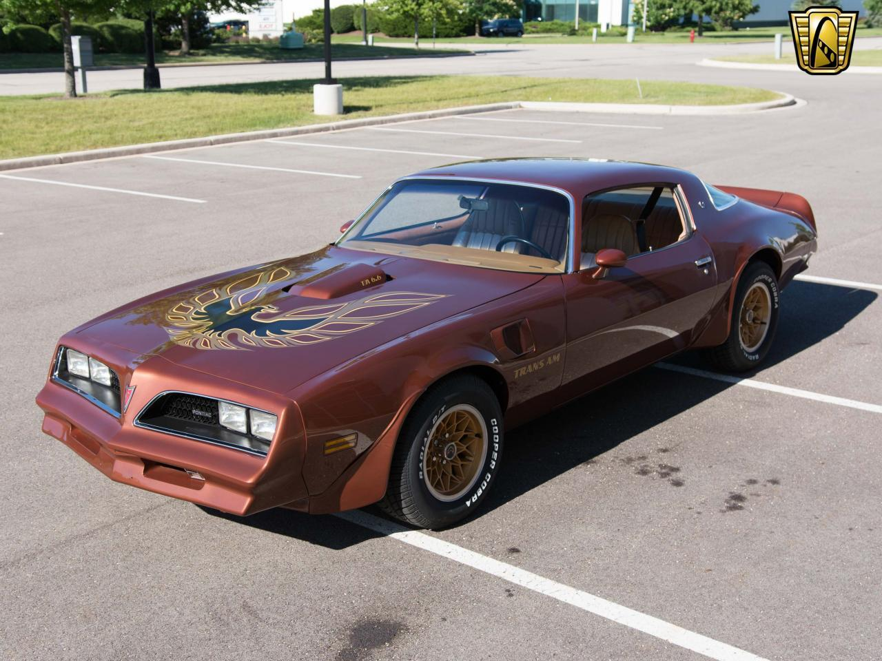 Large Picture of '78 Firebird Trans Am located in Kenosha Wisconsin - $22,995.00 - LBDU