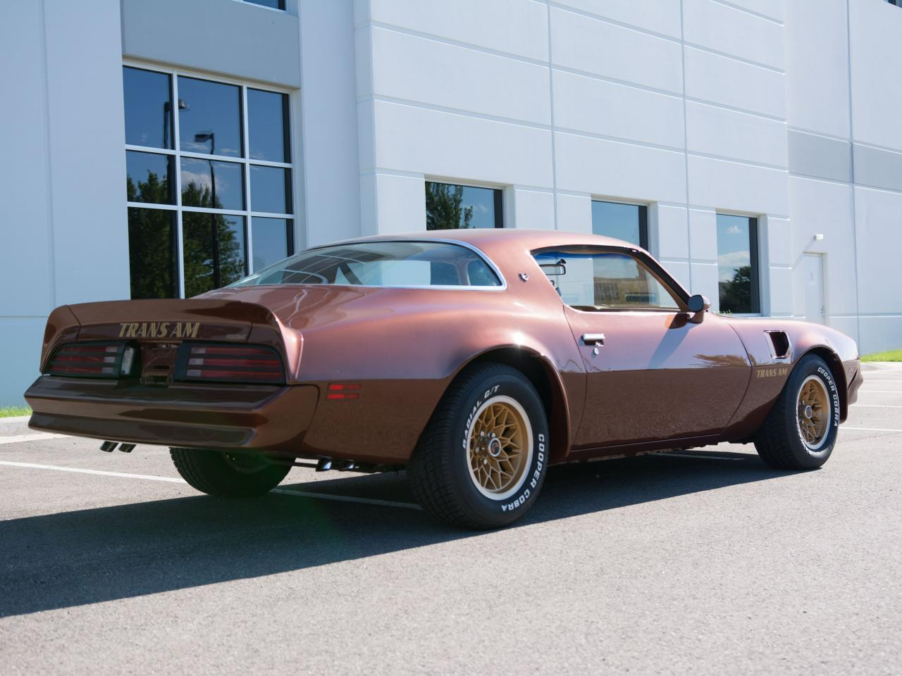Large Picture of 1978 Pontiac Firebird Trans Am located in Kenosha Wisconsin - $22,995.00 Offered by Gateway Classic Cars - Milwaukee - LBDU