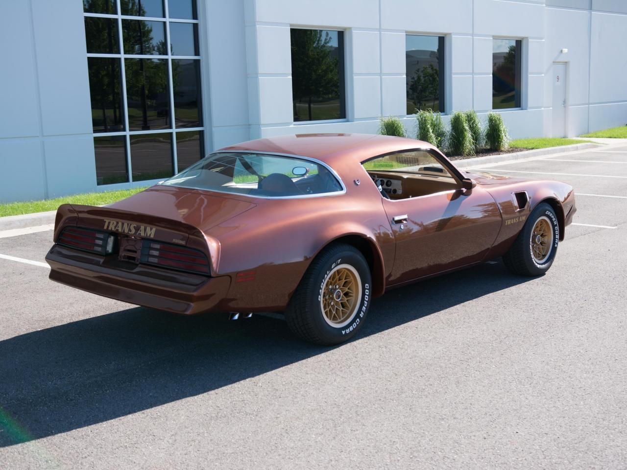 Large Picture of 1978 Pontiac Firebird Trans Am - LBDU