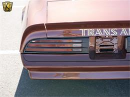 Picture of '78 Pontiac Firebird Trans Am - $22,995.00 Offered by Gateway Classic Cars - Milwaukee - LBDU