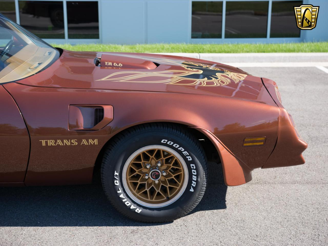 Large Picture of '78 Pontiac Firebird Trans Am Offered by Gateway Classic Cars - Milwaukee - LBDU