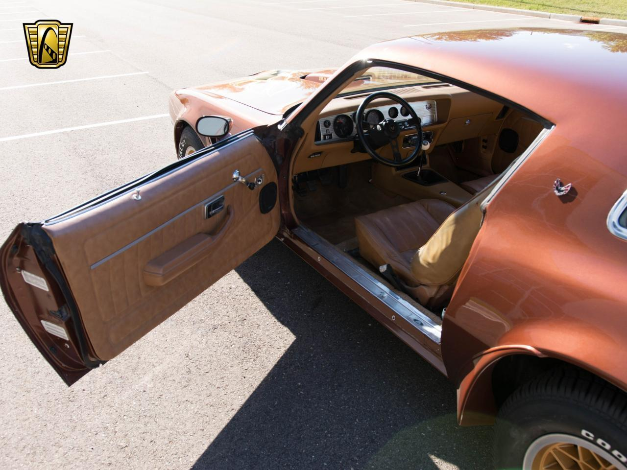 Large Picture of '78 Pontiac Firebird Trans Am located in Kenosha Wisconsin Offered by Gateway Classic Cars - Milwaukee - LBDU
